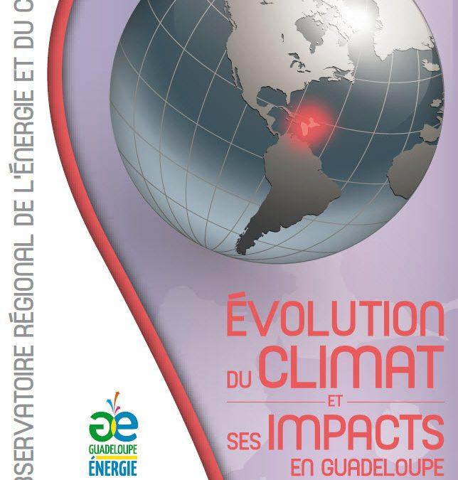 Evolution du climat et ses impacts en Guadeloupe – 2014