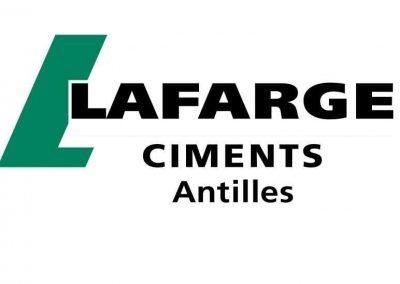 Logo Lafarge Ciments Antilles - 3