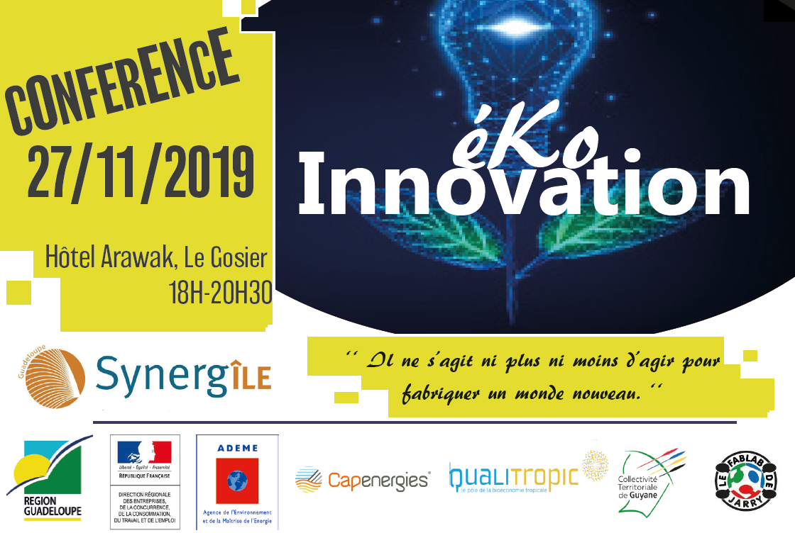Conférence Eko-innovation