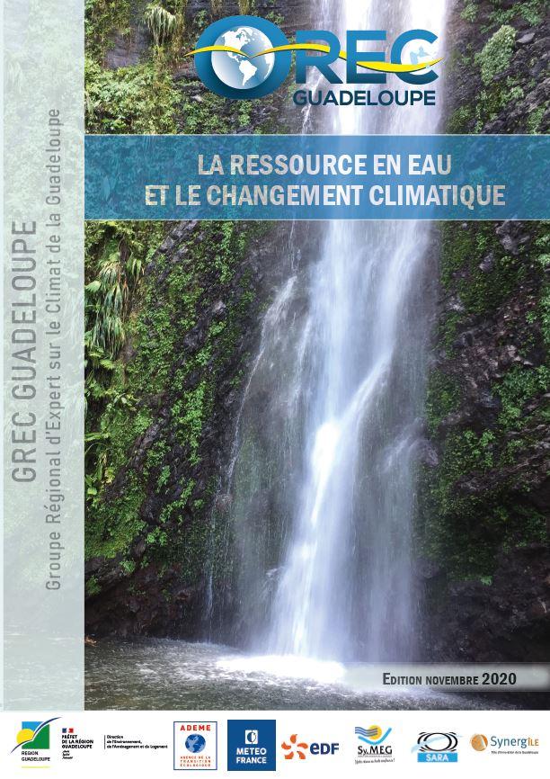 Publication GREC: La ressource en eau et le changement climatique