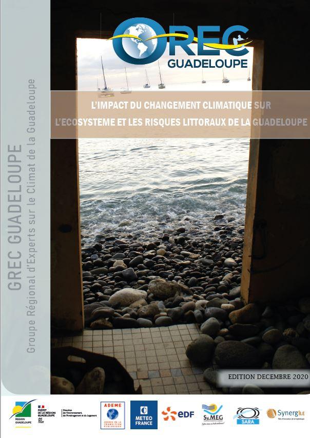 Publication GREC: L'impact du changement climatique sur l'écosystème et les risques littoraux